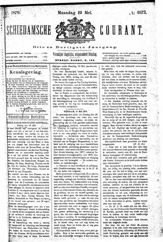 Schiedamsche Courant 1879-05-19