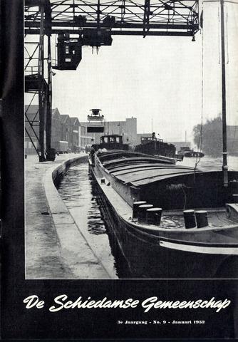 Schiedamse Gemeenschap (tijdschrift) 1952