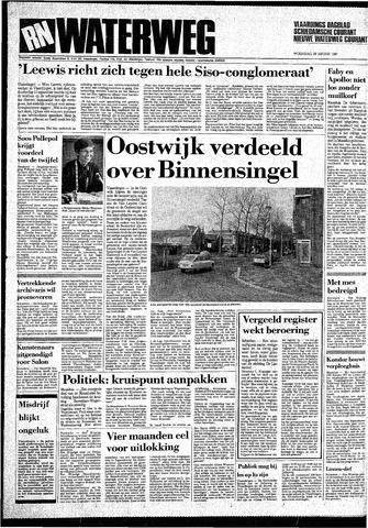 Rotterdamsch Nieuwsblad / Schiedamsche Courant / Rotterdams Dagblad / Waterweg / Algemeen Dagblad 1987-01-28