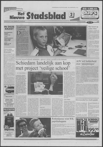 Het Nieuwe Stadsblad 2000-08-10