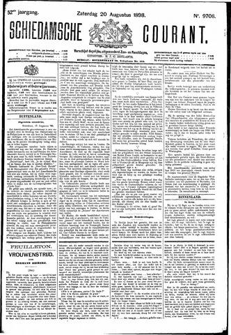 Schiedamsche Courant 1898-08-20