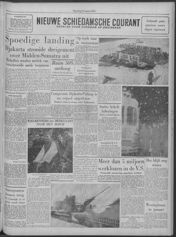 Nieuwe Schiedamsche Courant 1958-03-10