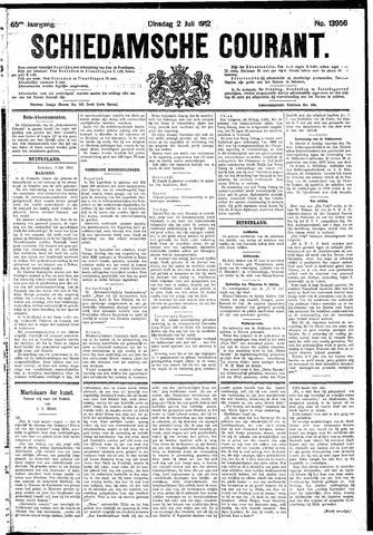 Schiedamsche Courant 1912-07-02