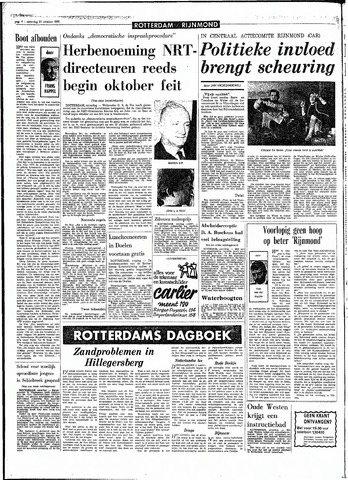 Rotterdamsch Parool / De Schiedammer 1970-10-31