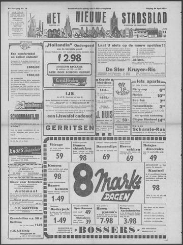 Het Nieuwe Stadsblad 1953-04-24