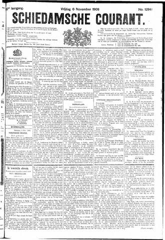 Schiedamsche Courant 1908-11-06