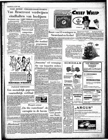 Rotterdamsch Parool / De Schiedammer 1962-06-16