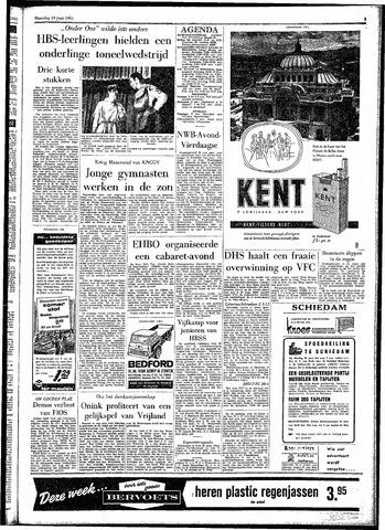 Rotterdamsch Parool / De Schiedammer 1961-06-19