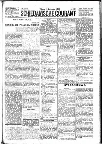 Schiedamsche Courant 1929-12-13