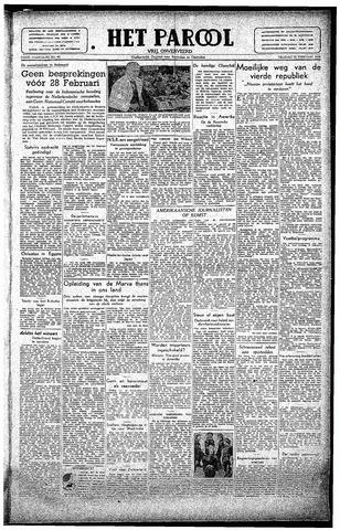 Rotterdamsch Parool / De Schiedammer 1946-02-22
