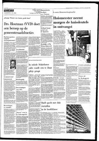 Rotterdamsch Nieuwsblad / Schiedamsche Courant / Rotterdams Dagblad / Waterweg / Algemeen Dagblad 1968-01-16