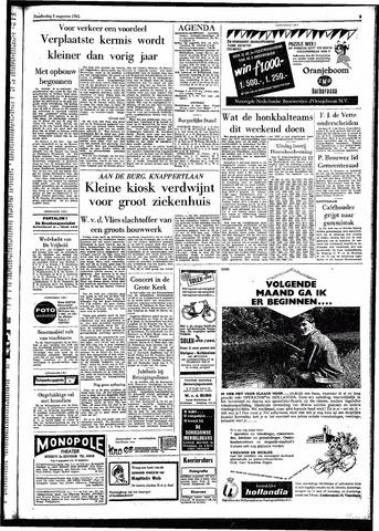 Rotterdamsch Parool / De Schiedammer 1961-08-03