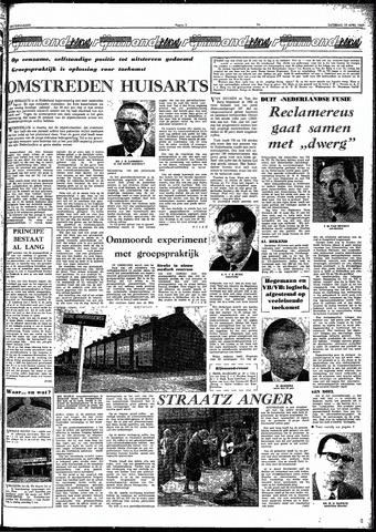 Trouw / De Rotterdammer 1969-04-19