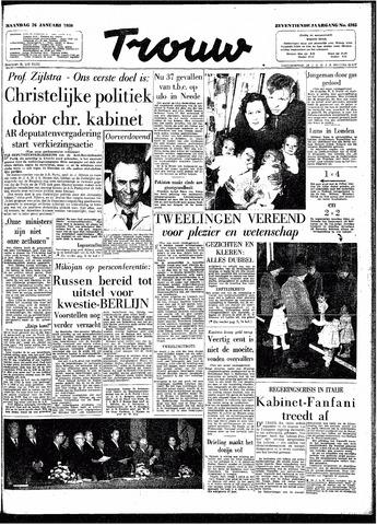 Trouw / De Rotterdammer 1959-01-26