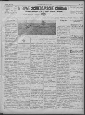 Nieuwe Schiedamsche Courant 1932-08-17
