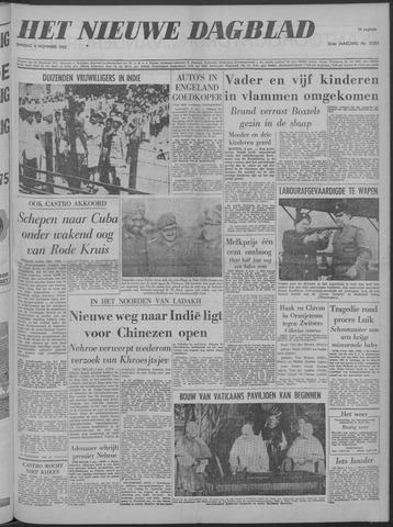 Nieuwe Schiedamsche Courant 1962-11-06