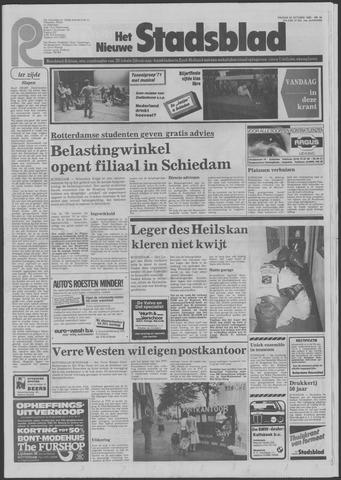 Het Nieuwe Stadsblad 1982-10-22