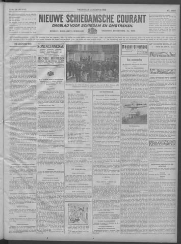 Nieuwe Schiedamsche Courant 1932-08-26