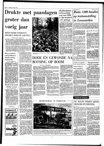 Rotterdamsch Parool / De Schiedammer 1968-04-16