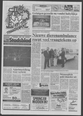 Het Nieuwe Stadsblad 1991-03-27