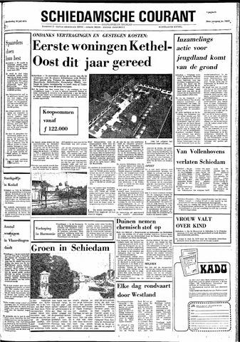 Rotterdamsch Nieuwsblad / Schiedamsche Courant / Rotterdams Dagblad / Waterweg / Algemeen Dagblad 1974-07-18