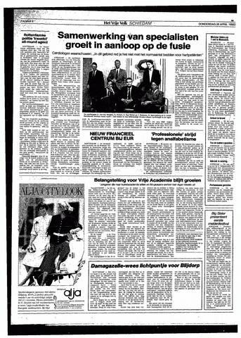 Het Vrije volk 1990-04-26