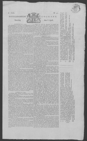 Rotterdamse Courant 1826-04-08