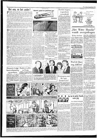Rotterdamsch Parool / De Schiedammer 1959-09-09