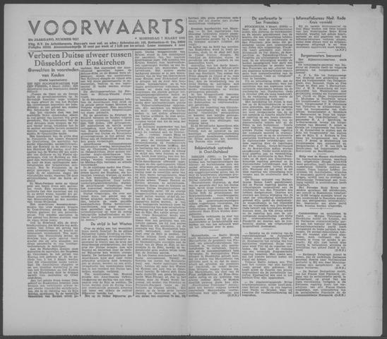 Voorwaarts 1945-03-07