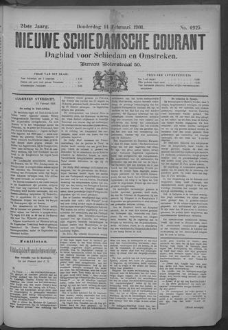 Nieuwe Schiedamsche Courant 1901-02-14