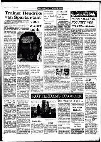 Rotterdamsch Parool / De Schiedammer 1968-02-03