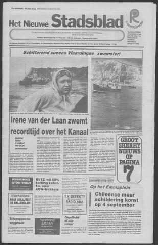 Het Nieuwe Stadsblad 1979-08-08