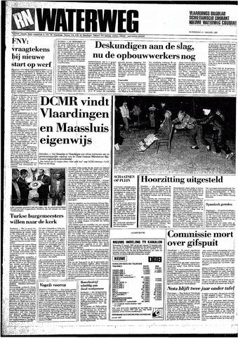 Rotterdamsch Nieuwsblad / Schiedamsche Courant / Rotterdams Dagblad / Waterweg / Algemeen Dagblad 1987-01-21
