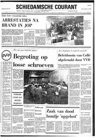 Rotterdamsch Nieuwsblad / Schiedamsche Courant / Rotterdams Dagblad / Waterweg / Algemeen Dagblad 1974-01-08