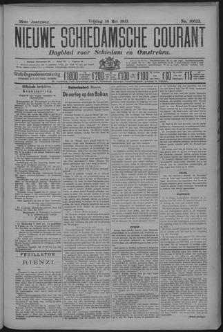 Nieuwe Schiedamsche Courant 1913-05-16