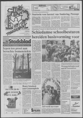 Het Nieuwe Stadsblad 1992-03-04