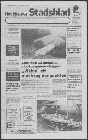 Het Nieuwe Stadsblad 1980-07-30