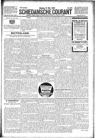Schiedamsche Courant 1929-05-21