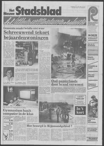 Het Nieuwe Stadsblad 1985-06-19