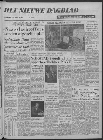 Nieuwe Schiedamsche Courant 1962-07-21