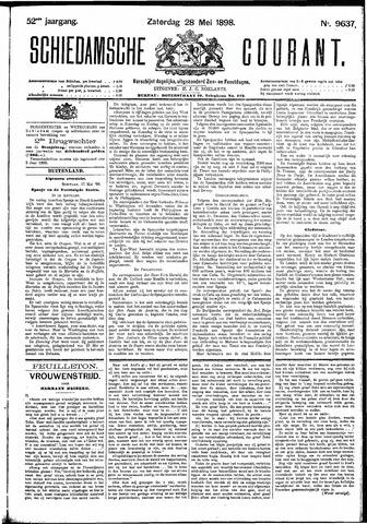 Schiedamsche Courant 1898-05-28
