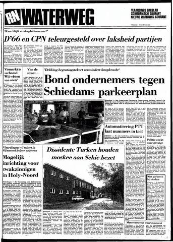 Rotterdamsch Nieuwsblad / Schiedamsche Courant / Rotterdams Dagblad / Waterweg / Algemeen Dagblad 1983-08-05
