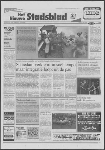Het Nieuwe Stadsblad 2000-04-21