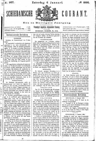 Schiedamsche Courant 1877-01-06