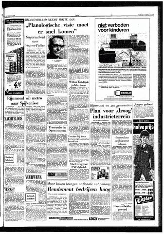 Trouw / De Rotterdammer 1969-02-21