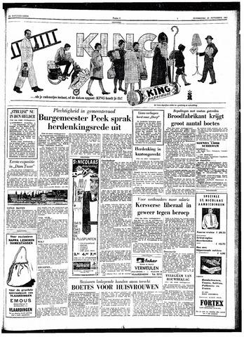 Trouw / De Rotterdammer 1962-11-29
