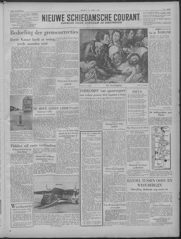 Nieuwe Schiedamsche Courant 1949-04-15