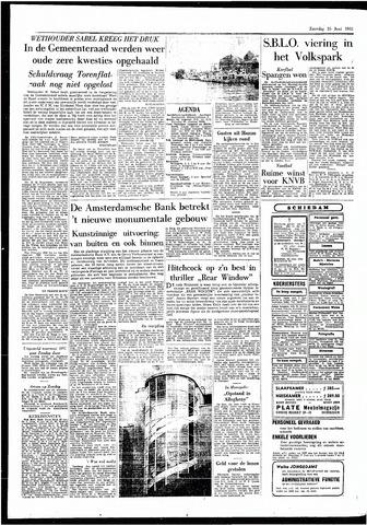 Rotterdamsch Parool / De Schiedammer 1955-06-25
