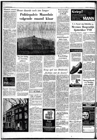 Trouw De Rotterdammer 6 Februari 1970 Pagina 2