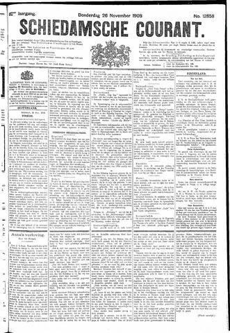 Schiedamsche Courant 1908-11-26
